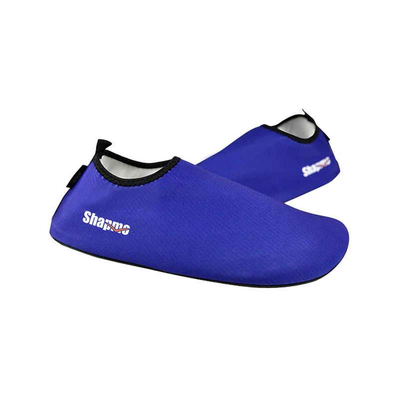 Shapmo防滑潜水鞋 沙滩鞋 游泳鞋 溯溪鞋 浮潜鞋 赤足鞋 蓝色