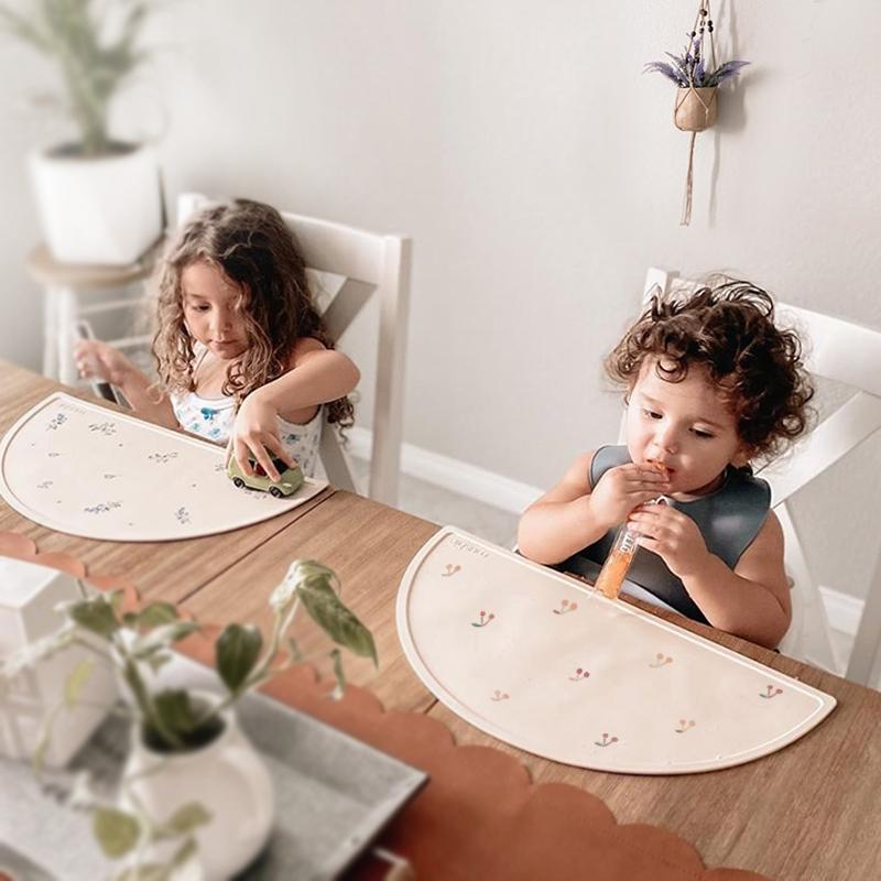 MUSHIE婴童硅胶餐垫