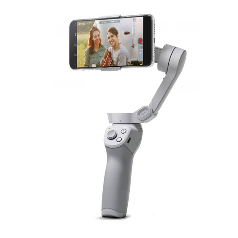 大疆Osmo 4磁吸手持云台 防抖可折叠手机稳定器相机
