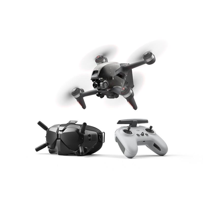 大疆DJI FPV 沉浸式无人机 单电套装 体感操控 带飞行眼镜 航拍
