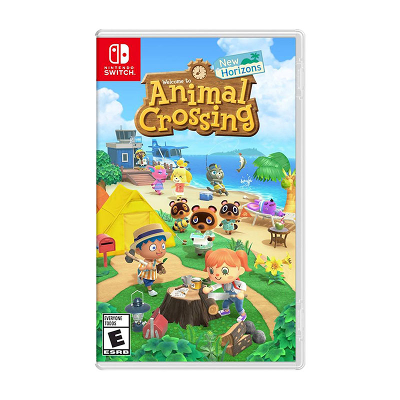 任天堂Switch动物之森游戏卡租赁