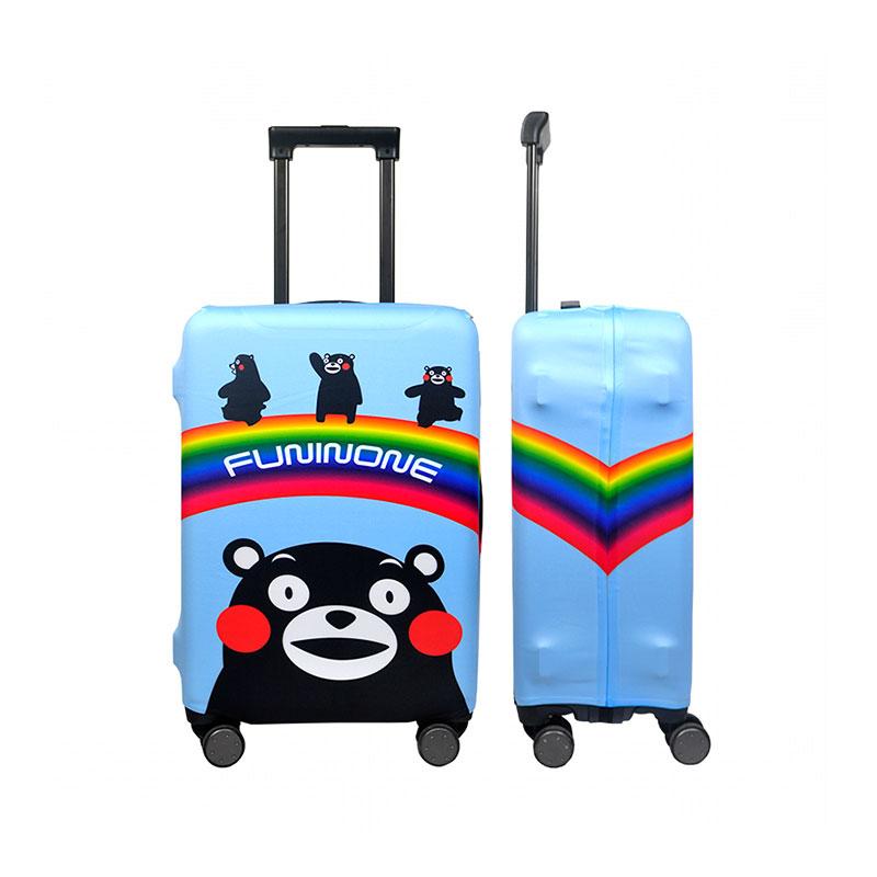 弹力行李箱防尘罩 拉杆行李箱套 保护套 加厚耐磨