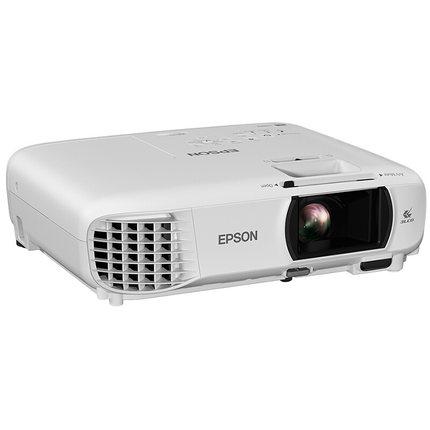 EPSON爱普生投影仪CH-TW650超清家用教学办公商务会议培训1080P