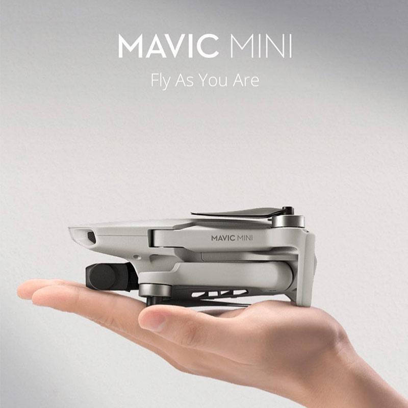 DJI大疆御Mavic Mini 无人机三电畅飞款