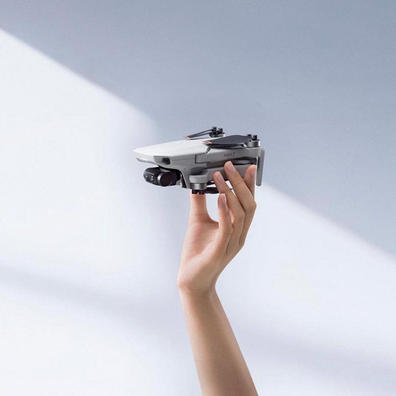 【北京发】大疆DJI Mini2 航拍小飞机 便携可折叠无人机航拍器