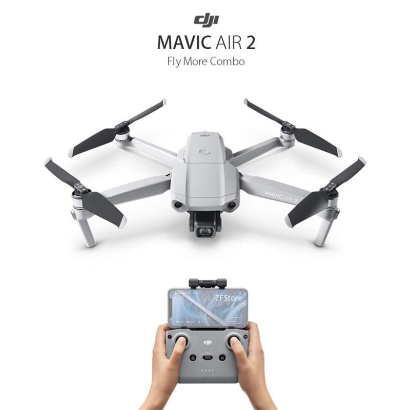 【北京发】大疆御 Mavic Air 2 无人机三电畅飞款
