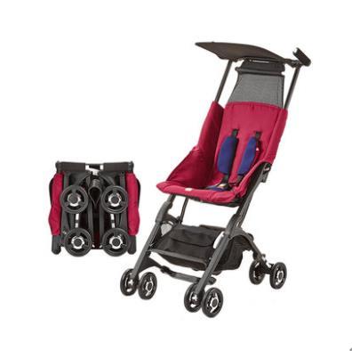 好孩子口袋车折叠婴儿车超轻便携童车