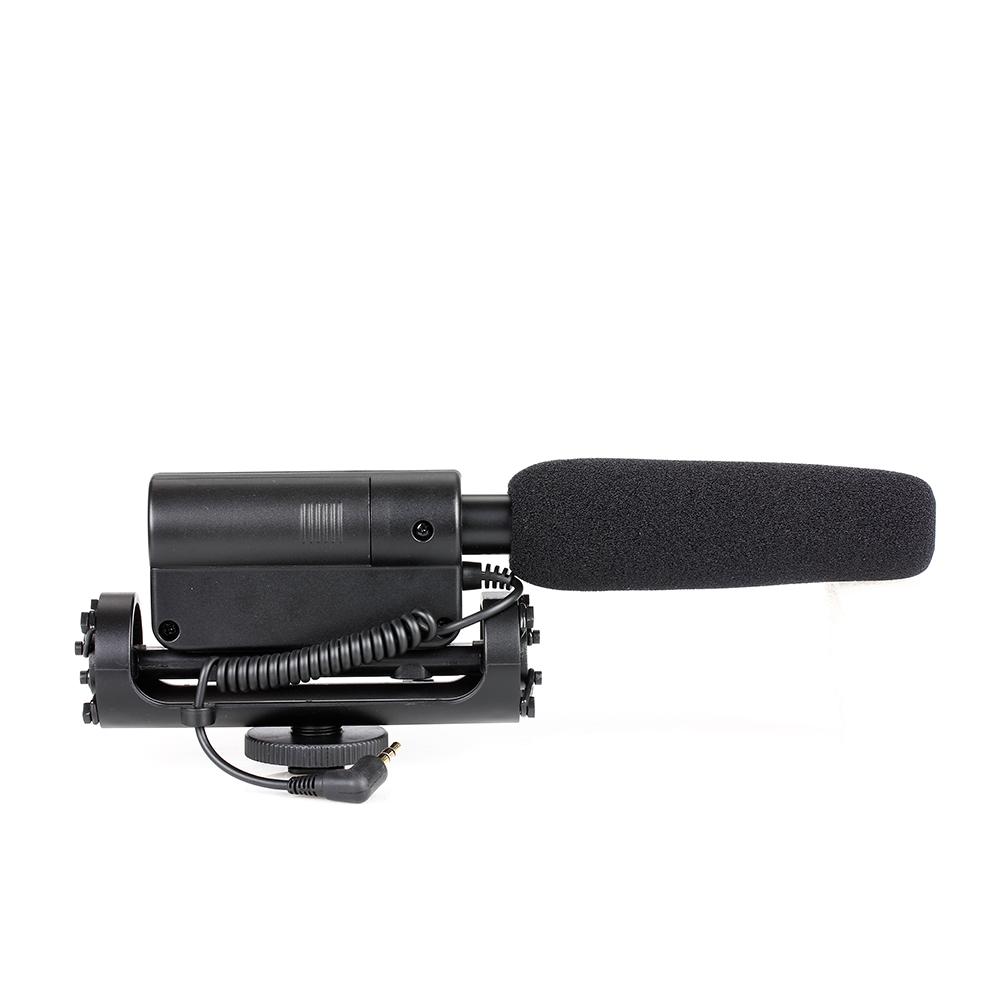 话筒出租 得胜598摄像机DV单反外接话筒枪式采访录音麦克风